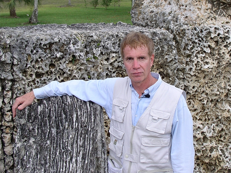 Joe Bullard |  Exploring the Ingenuity Behind the Construction of Coral Castle